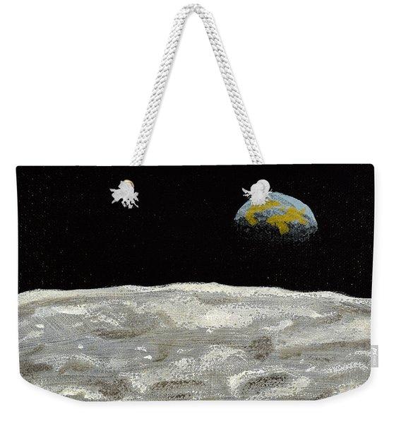 Death By Starlight Weekender Tote Bag