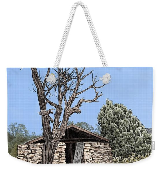 Decay Of Calamity The Half Life Of A Dream Weekender Tote Bag