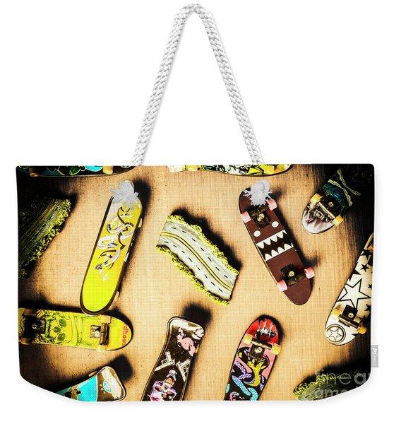 Deckadence  Weekender Tote Bag
