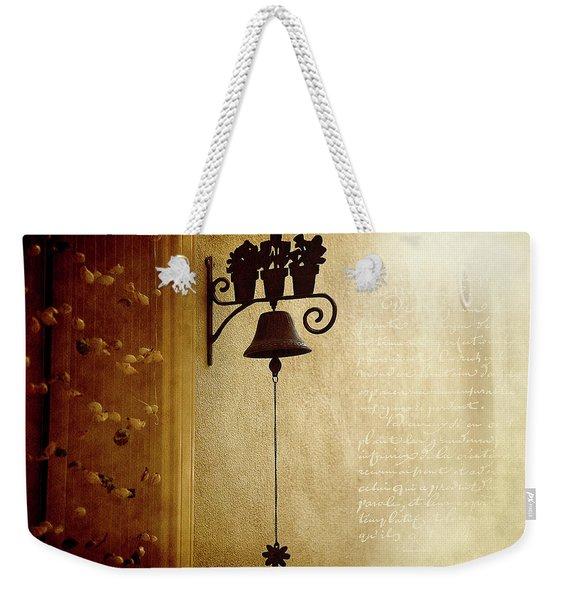 Decorated Life Weekender Tote Bag