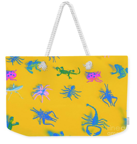 Decorative Creatures Weekender Tote Bag