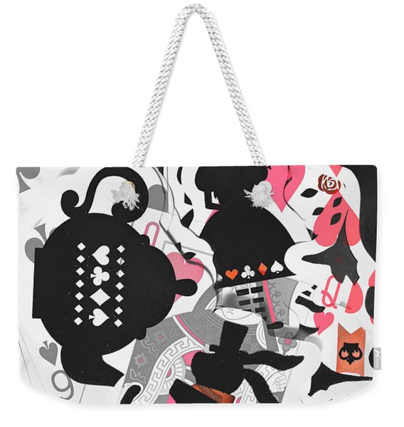 Deep Dream Design Weekender Tote Bag
