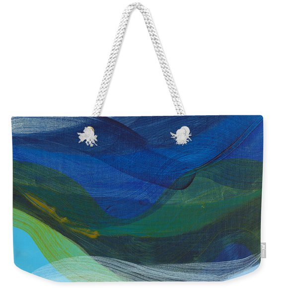 Deep Sleep Undone Weekender Tote Bag