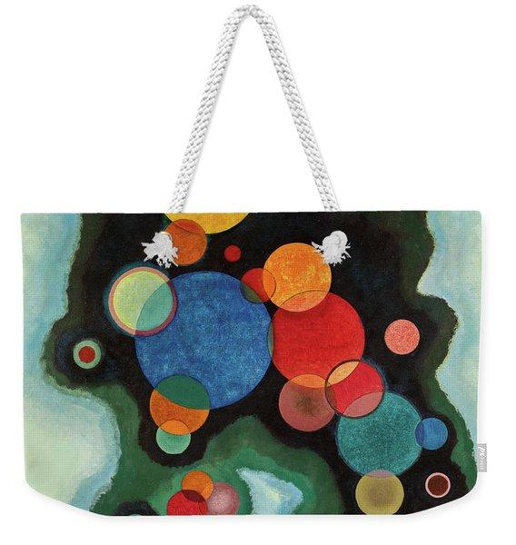 Deepened Impulse, Vertiefte Regung, 1928 Weekender Tote Bag
