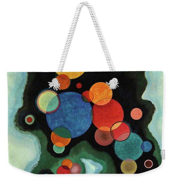 Deepened Impulse - Vertiefte Regung Weekender Tote Bag