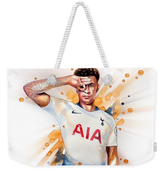 Dele Alli, Tottenham Hotspur Weekender Tote Bag