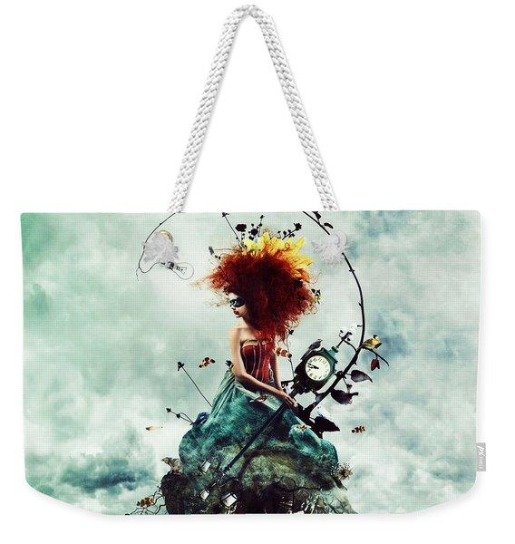 Delirium Weekender Tote Bag