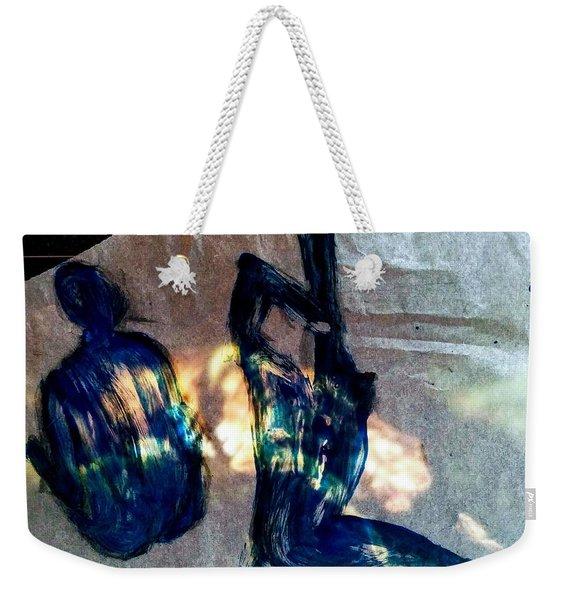 Delisious And Foolish Weekender Tote Bag