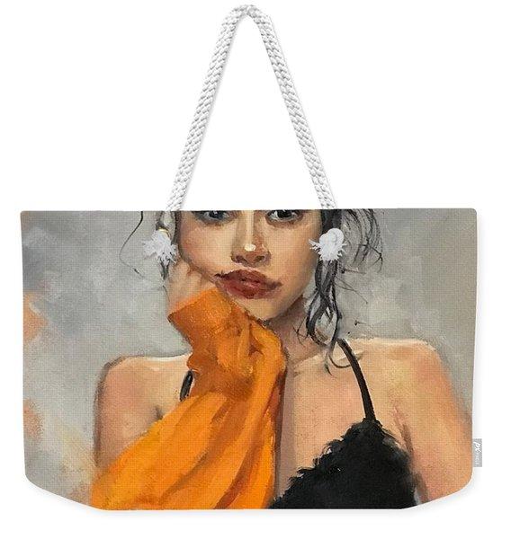 Demo 9 Weekender Tote Bag