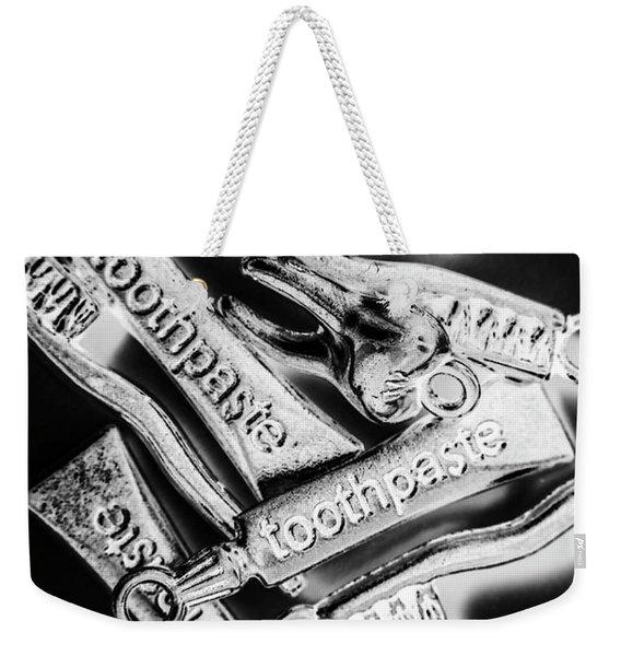 Dentist Still Life Design Weekender Tote Bag