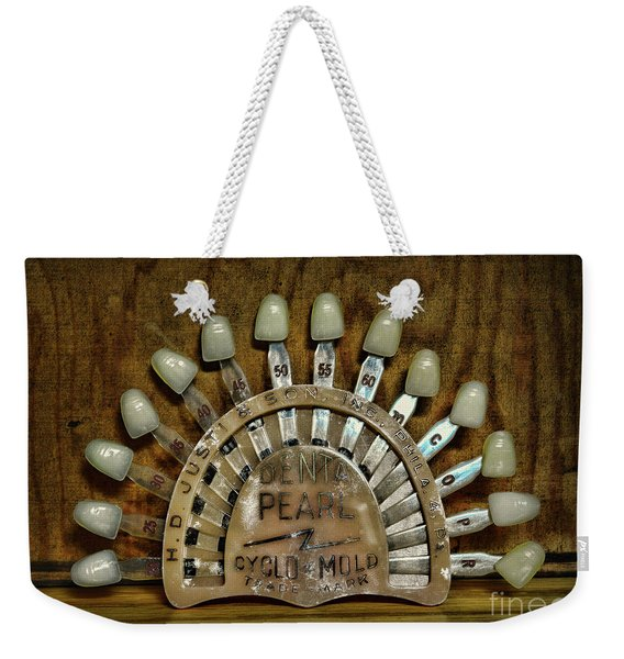 Dentist The Tooth Shade Guide Weekender Tote Bag