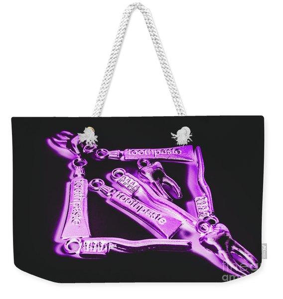 Dentistry Design Weekender Tote Bag
