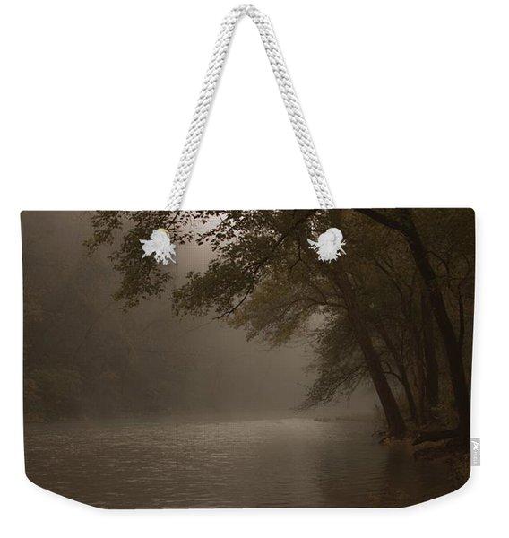 Depth Of Solitude  Weekender Tote Bag