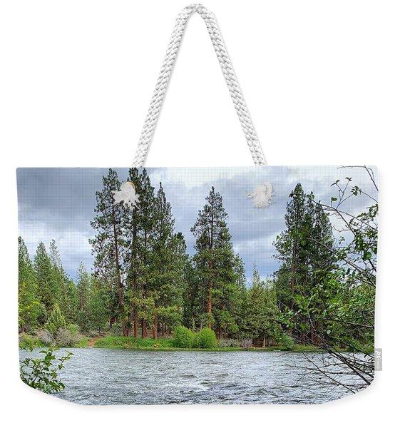 Deschutes River Weekender Tote Bag