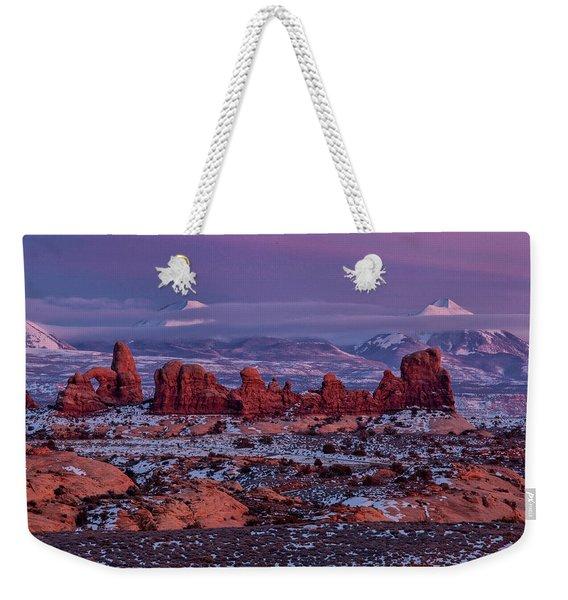 Desert Beauty 3 Weekender Tote Bag