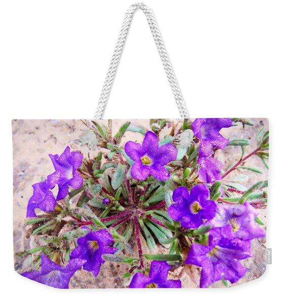 Desert Dew Weekender Tote Bag