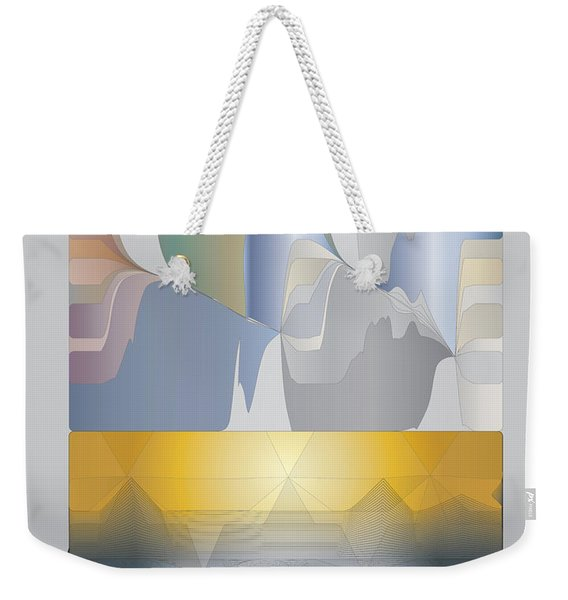 Desert Filter Box Weekender Tote Bag