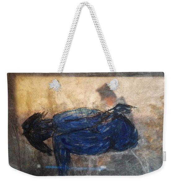 Desire By Nietzsche Weekender Tote Bag