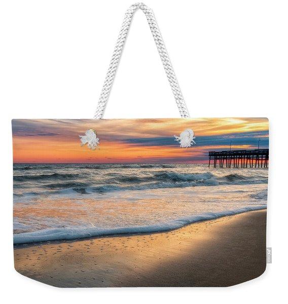 Detailed Weekender Tote Bag