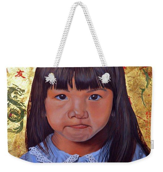 Determination Weekender Tote Bag