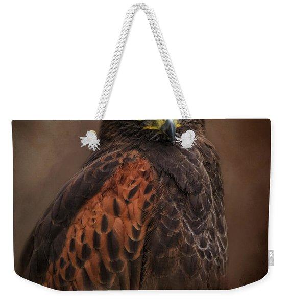 Determined Weekender Tote Bag