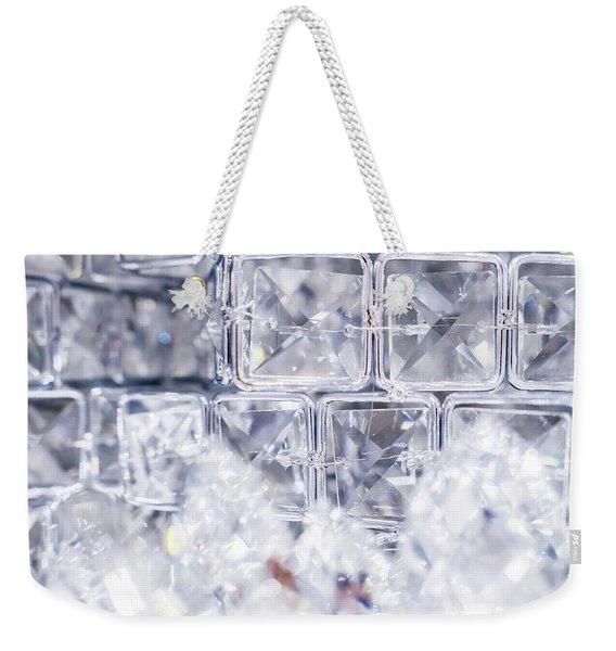 Diamond Shine IIi Weekender Tote Bag