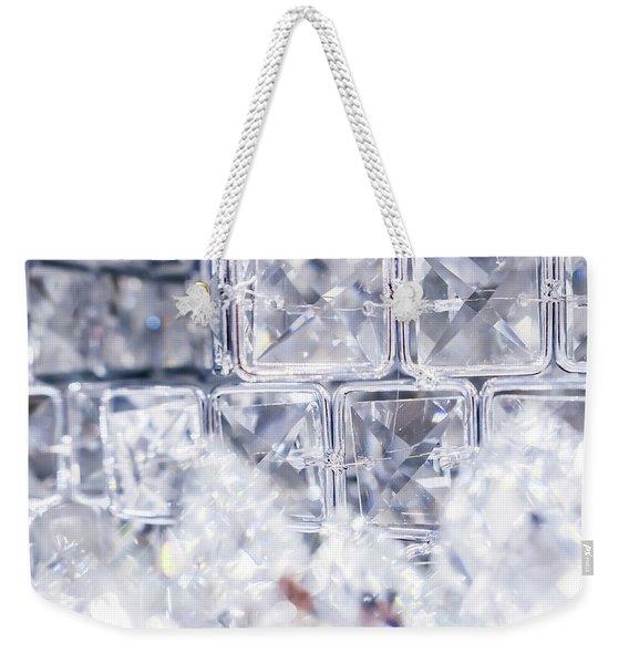Diamond Shine Iv Weekender Tote Bag