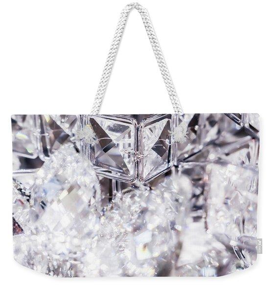 Diamond Shine V Weekender Tote Bag