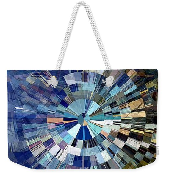 Diamonds Are Forever Weekender Tote Bag