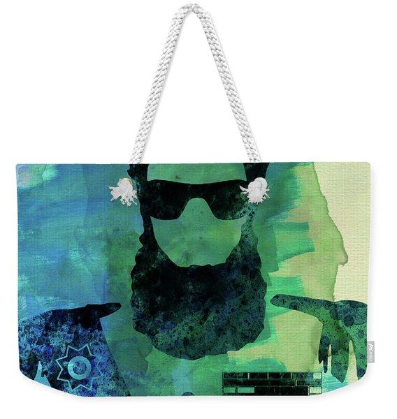 Dictator Watercolor I Weekender Tote Bag