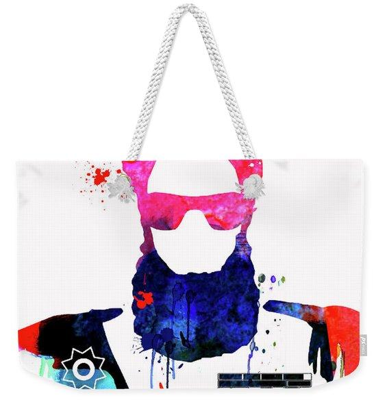 Dictator Watercolor II Weekender Tote Bag