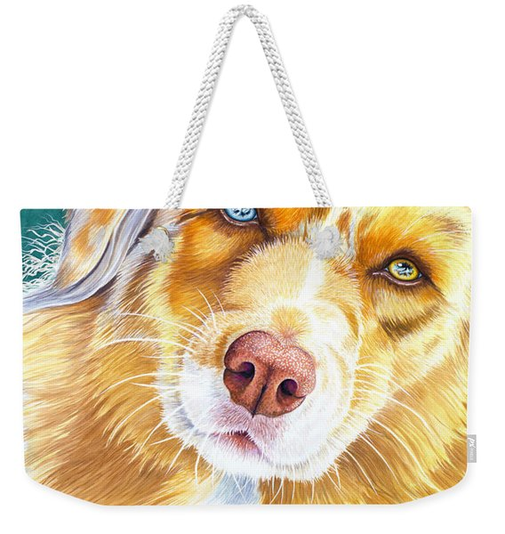 Did You Say Cookie ? Weekender Tote Bag
