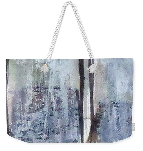 Digital Abstract N13. Weekender Tote Bag