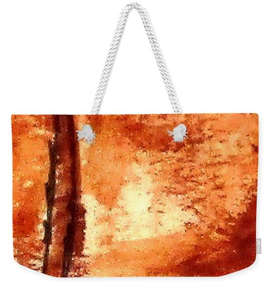 Digital Abstract No9. Weekender Tote Bag