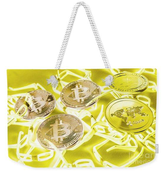 Digital Development Weekender Tote Bag