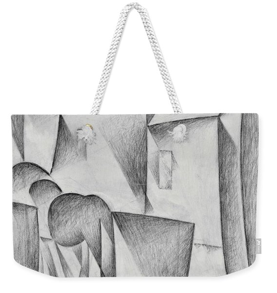 Digital Remastered Edition - Houses In Paris, Place Ravignan - Original White Weekender Tote Bag