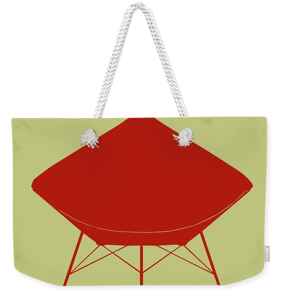Dimond Lounge Chair Weekender Tote Bag