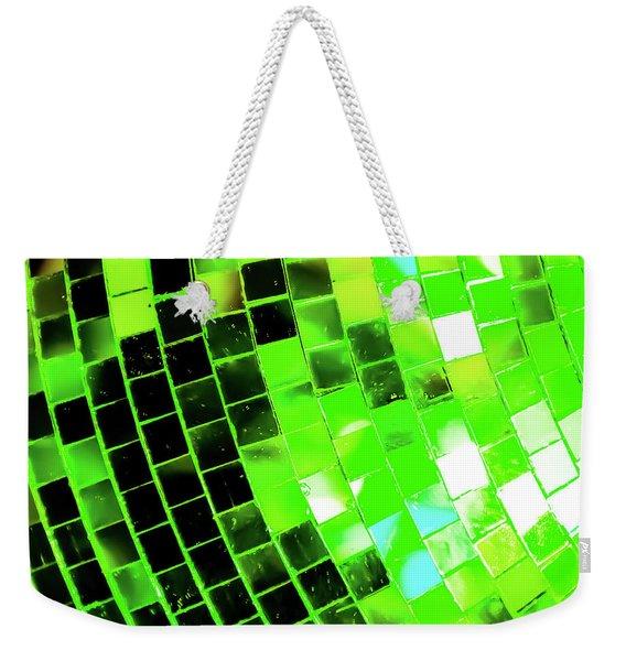 Disco Ball 2 Weekender Tote Bag