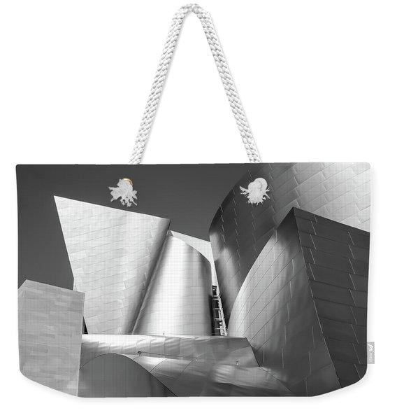 Disney_concert_hall Weekender Tote Bag