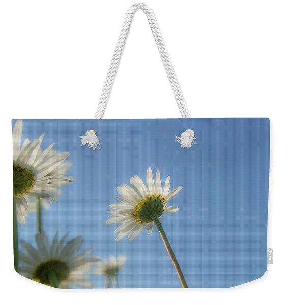 Distracted Daisies Weekender Tote Bag