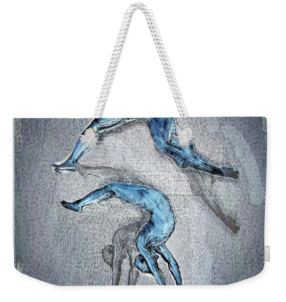 Dive Into Your Life Weekender Tote Bag
