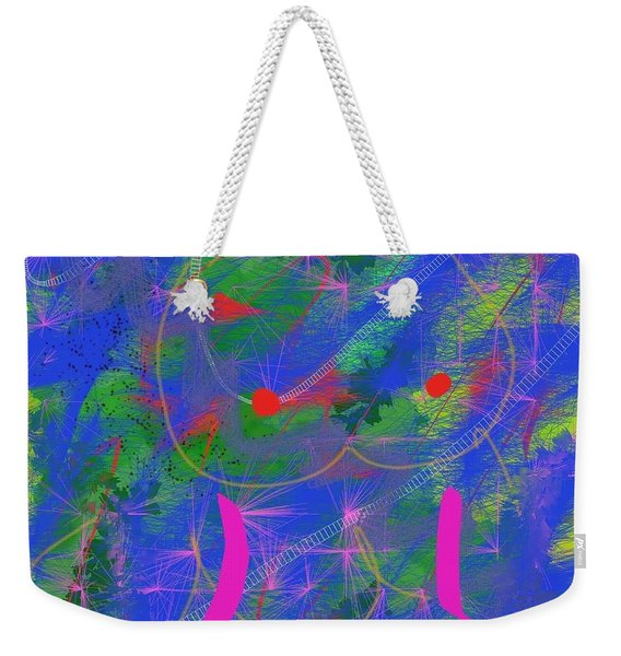 DNA Weekender Tote Bag
