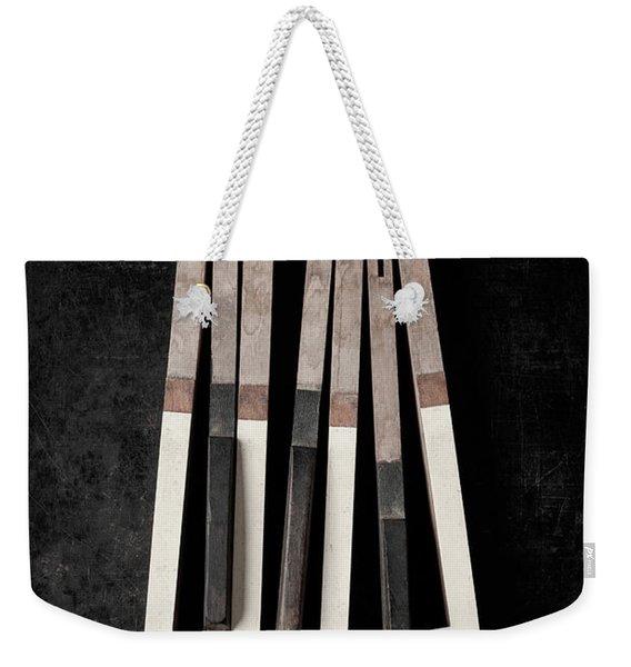 Do Re Mi Weekender Tote Bag