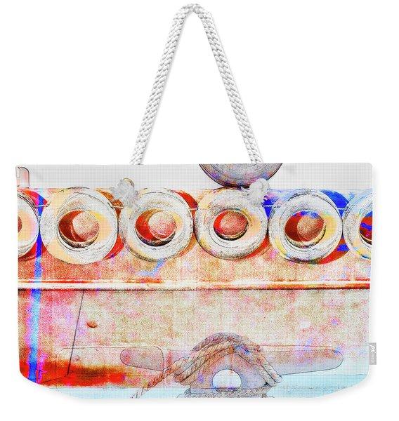 Dockside Weekender Tote Bag