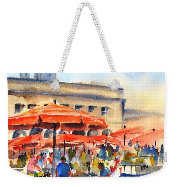 Dolce Market, Zagreb - 2 Weekender Tote Bag