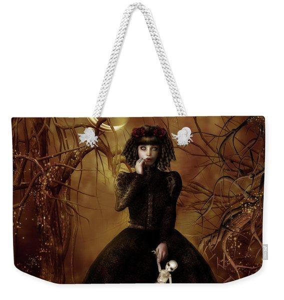 Dolly Broke Weekender Tote Bag