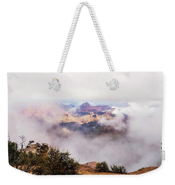Don't Breathe Weekender Tote Bag