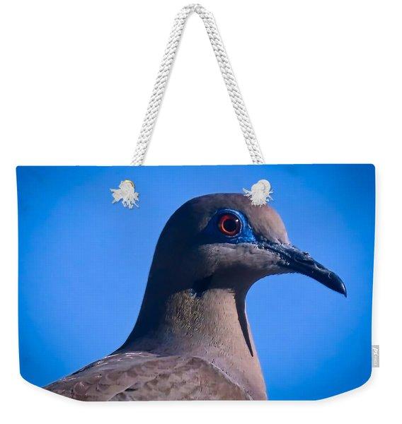 Don't It Make My Brown Eyes Blue Weekender Tote Bag