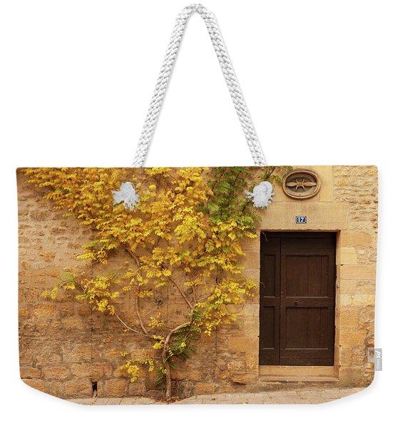 Doorway, Sarlat, France Weekender Tote Bag