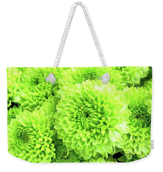 Weekender Tote Bag featuring the photograph Dorothys Bouquet by JAMART Photography
